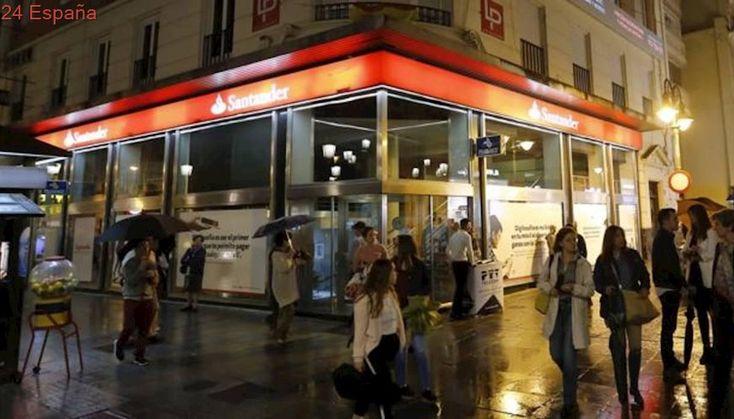 Santander pagará el 1 de febrero un dividendo de 0,06 euros por acción