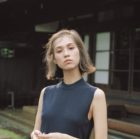 Kiko Mizuhara for Singles Magazine Korea October 2015