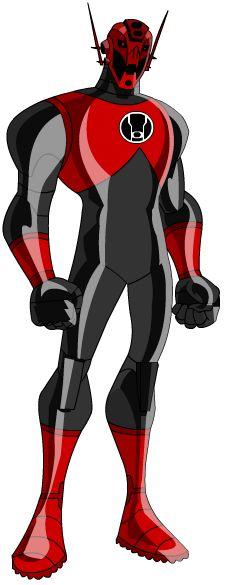 Ultron - Lanterna Vermelho by Milo619.deviantart.com on @deviantART