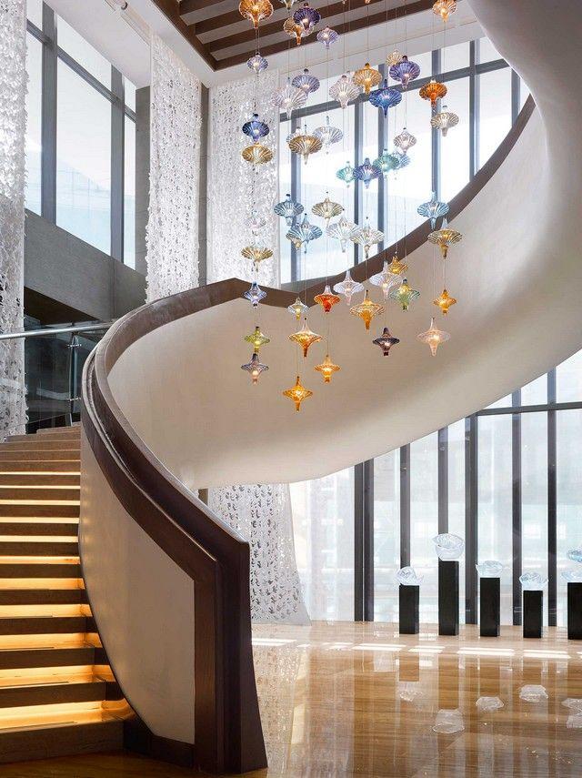 Sanya Marriot Hotel Dadonghai Bay, Luxury Interior Design Trends By  @hbadesign Hospitality @marriotthotels