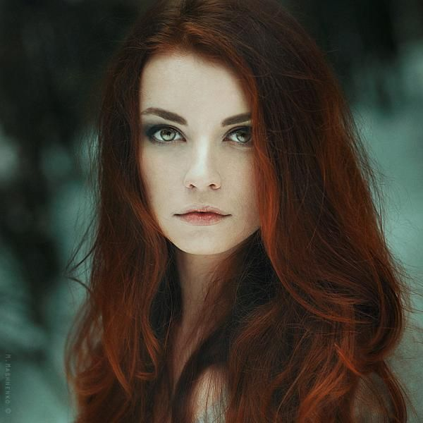 Portrait Photography by Minsk, Belarus based photographer Maksim Mashnenko