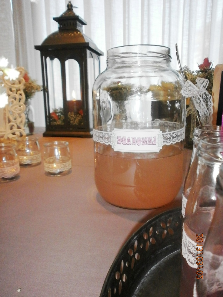 Stand Wedding Weekend Gran Hotel Solymar Calpe. Feria Bodas. Pink Lemonade