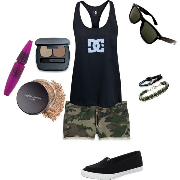 cute casual tomboy style