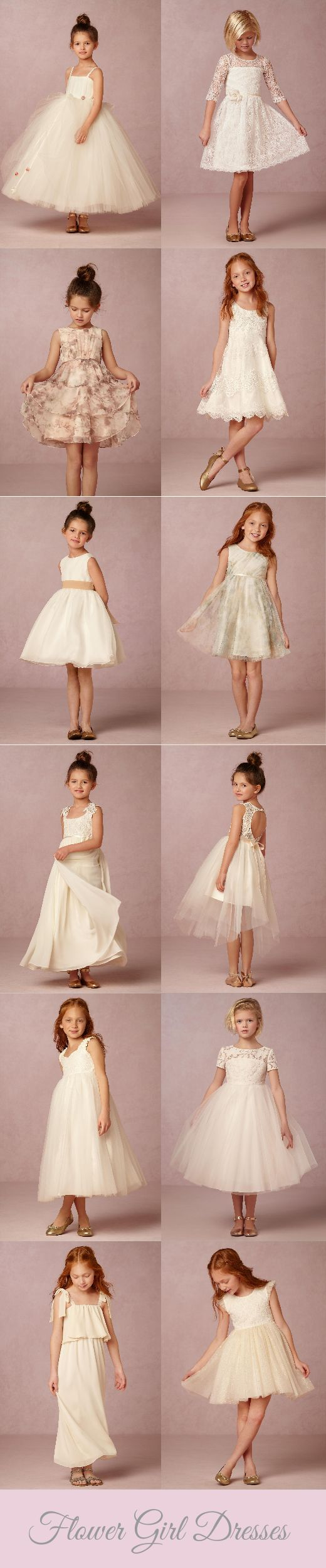 100 best Flower Girl Dresses images on Pinterest   Bridesmaids ...