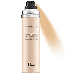 Sephora: Dior : Diorskin Airflash Spray Foundation : foundation-face-makeup....I want!