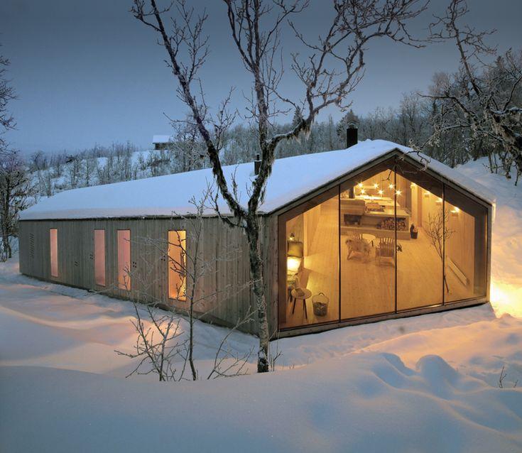 Modernes holzhaus satteldach  125 besten Architecture Bilder auf Pinterest | zeitgenössische ...