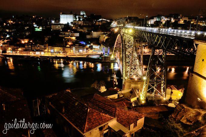 Ponte Luís I - Porto, Portugal