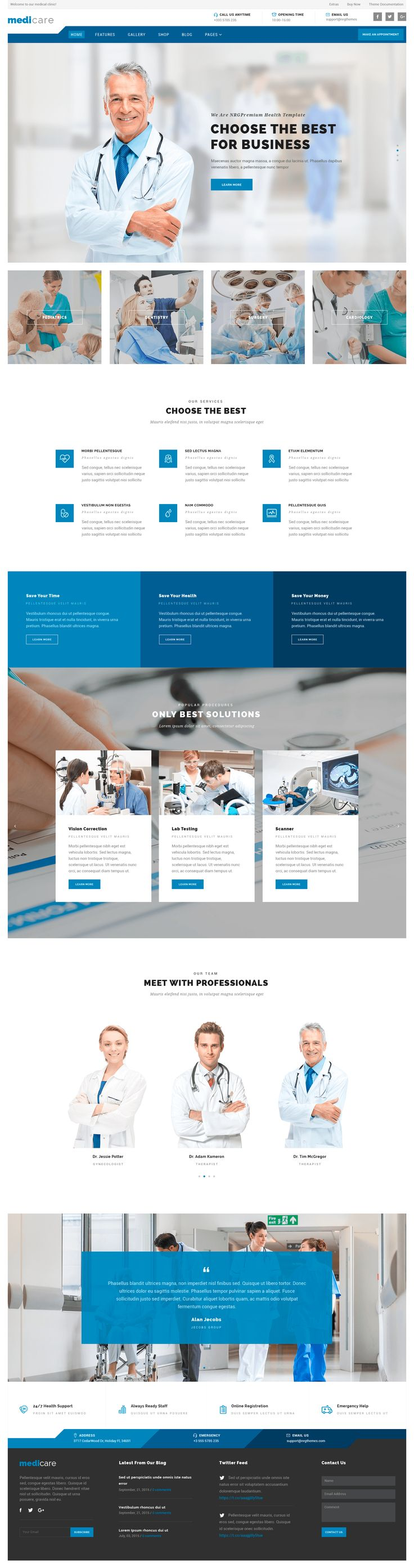 We provide medical website design and internet marketing services for physicians. Websites for doctors, medical marketing web sites, and physician website design are some services by NJ WEB SOFT http://www.njwebsoft.com