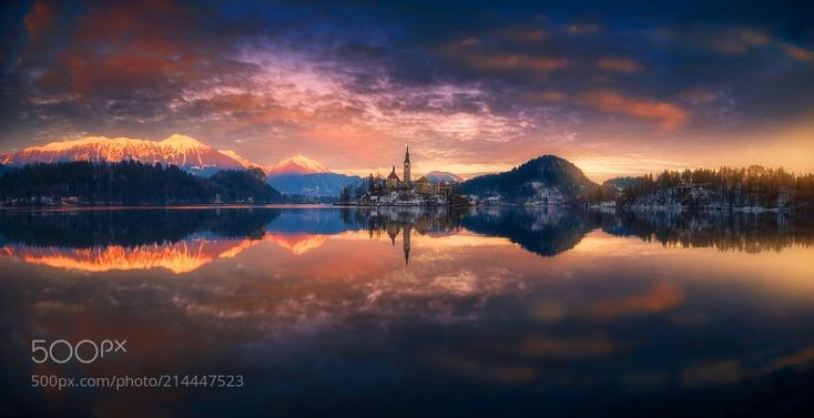 panorama of bled II by roblfc1892 via http://ift.tt/2sydfdY