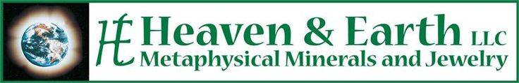 Heaven & Earth Metaphysical Minerals & Gemstone Jewelry