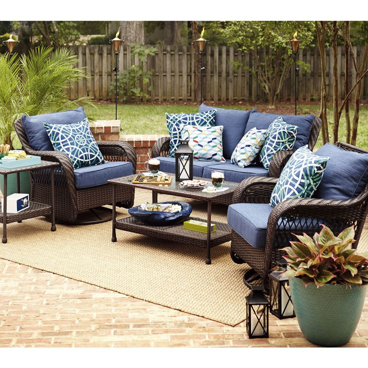 55 best images about new deck patio on pinterest for Glenlee patio furniture covers