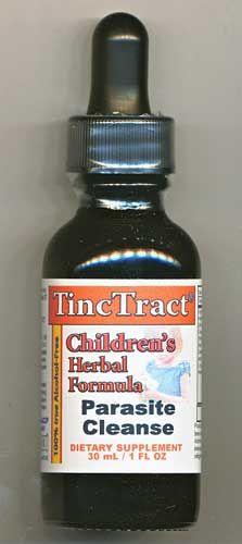 Parasite Cleanse Formula for Kids