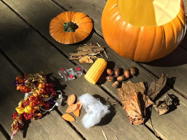 """Pumpkin Stew"" song and prop 