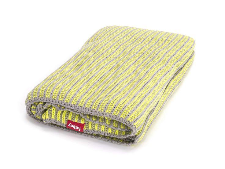 Decke aus Baumwolle KLAID by Fatboy Italia