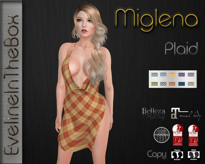 Miglena Plaid