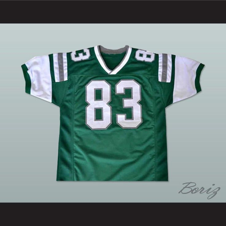 "Vince Papale 83 Invincible Movie Football Jersey Mark Wahlberg New Any Size. SHIPPING TIME IS ABOUT 3-5 weeksI HAVE ALL SIZES and can change Name and #(Width of your Chest)+(Width of your Back)+ 4 to 6 inches to account for space for a loose fit.Example: 18"" wide chest plus 18"" wide back plus 4"" of space, would be a size 40"".Please consider ordering a larger size, if you plan to wear protective sports equipment under the jersey.size chart chest:XS 30""-32"" Chest Measurement (76-81 cm)S…"