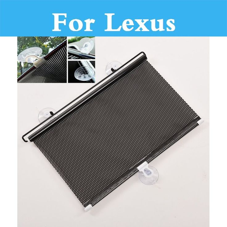 Auto Sun Visor Sun Shade Car Window Curtain Covers Sunshade For Lexus LFA LS LX NX RC RC F RX SC CT ES GS GS F GX HS IS IS F #Affiliate