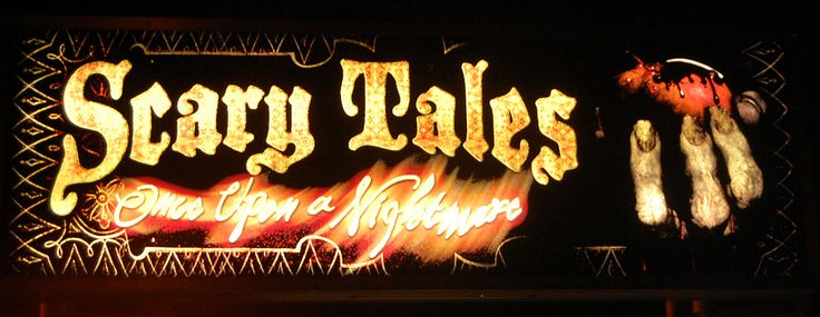 Scary Tales Once Upon A Nightmare