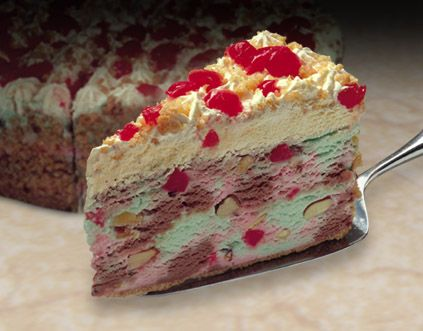 Garden County Cooking: Search results for Spumoni ice cream cake