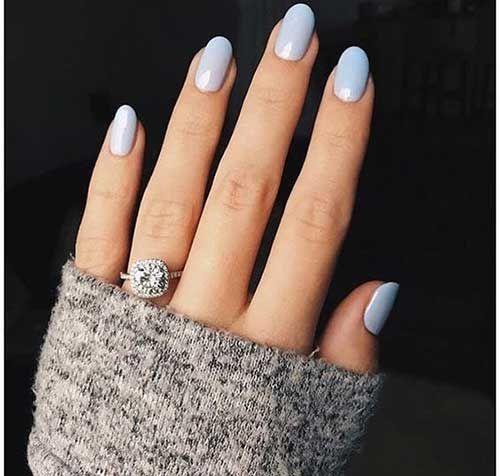 Beste kurze ovale Nägel für Damen – beauty