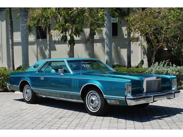 1979 Lincoln Continental Mark V ★。☆。JpM ENTERTAINMENT ☆。★。