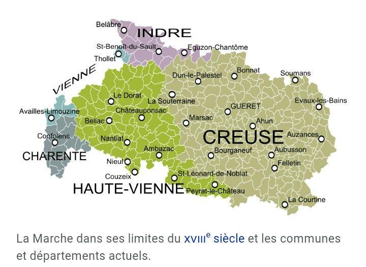 Province de la Marche