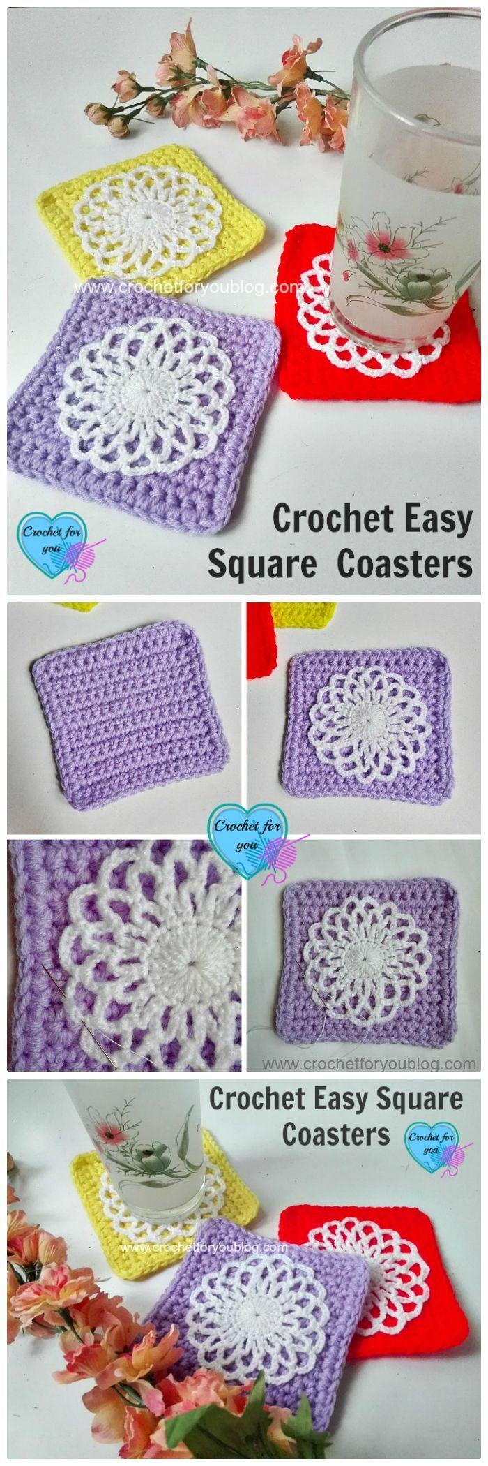 757 best Crochet Cup Cozy images on Pinterest | Stricken häkeln ...