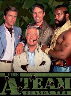 El equipo A. Serie de TV