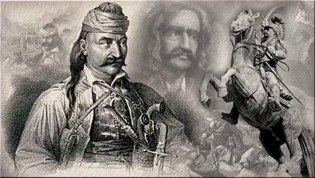19 Μαΐου 1825. Ὁ Ἀρχιστράτηγος Κολοκοτρώνης.