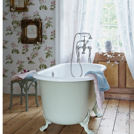 227 best english country images on pinterest for English cottage bathroom ideas