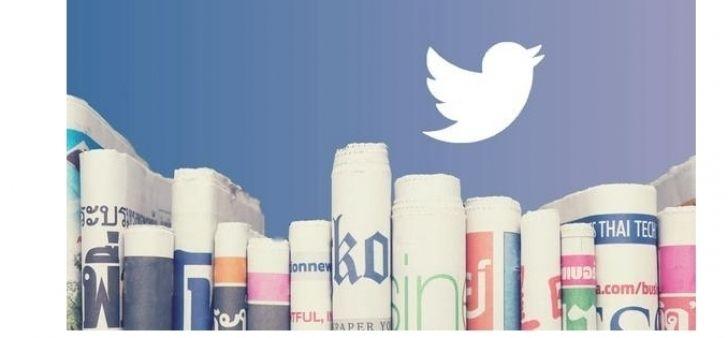 420 000 articles par mois sur Twitter pour les sites de presse français