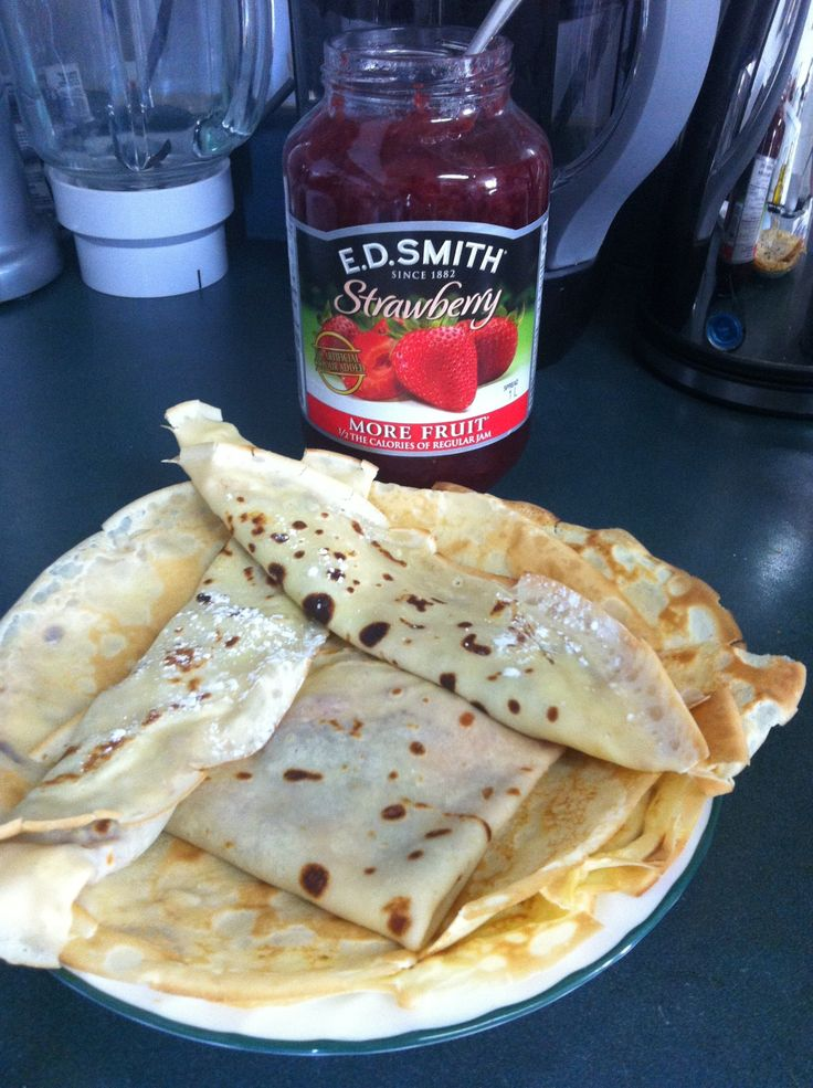 How to Make My Awesome Dessert Crepes! :)