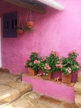 Casa Floreana (Barichara-Colombia)