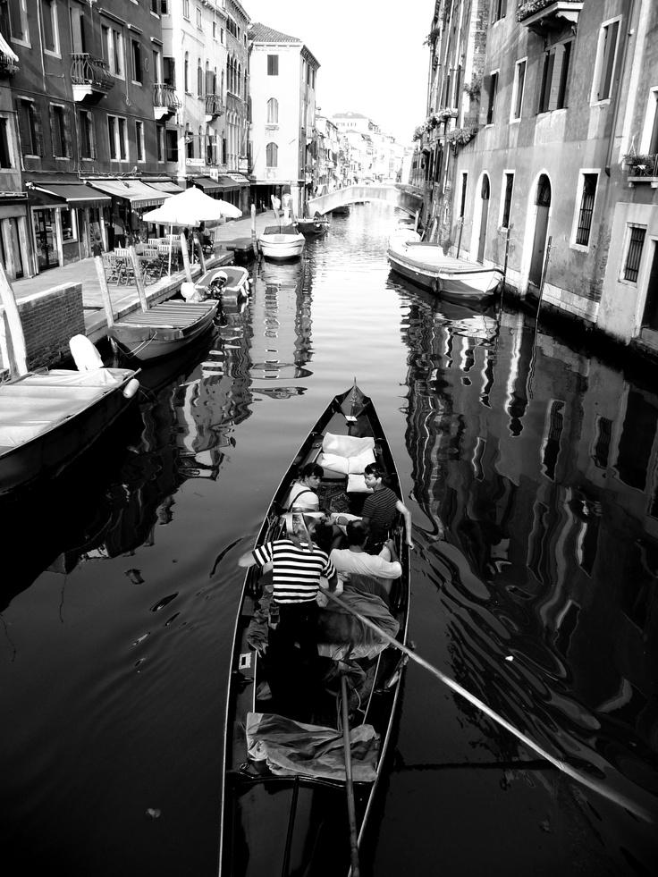 Venise. Photographie Romain Launais. Tous droits réservés.