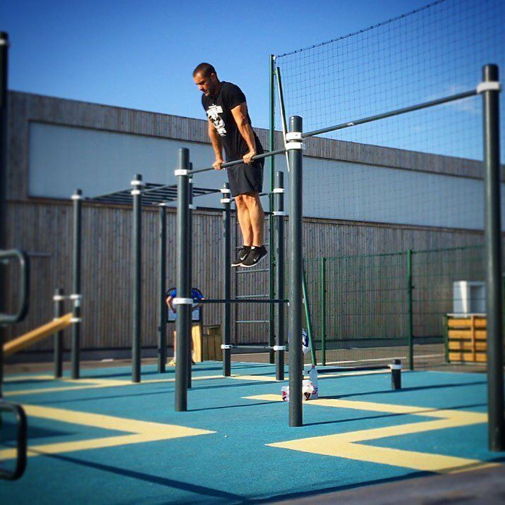 A good training always start with muscle ups! #bearboxcrew #trainhardcorps #calisthenics #streetworkout #kengurupro #sportparc #latestedebuch #france #summer #2016 #instapicoftheday