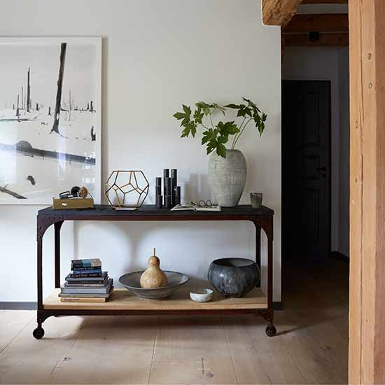 Bring urban luxe to your rural retreat