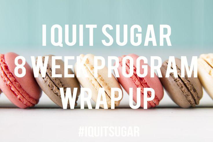 IQS_ 8 week program wrap up