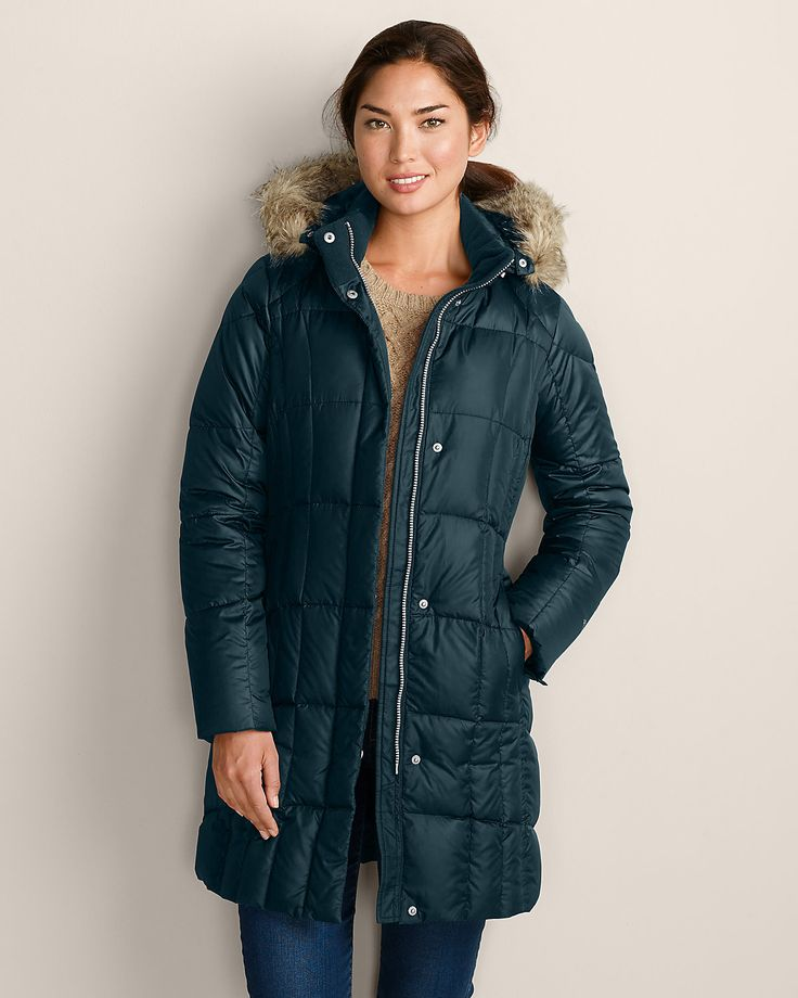 Canada Goose chateau parka replica price - Lodge Down Parka | Eddie Bauer -- maybe...but the shiny is a ...