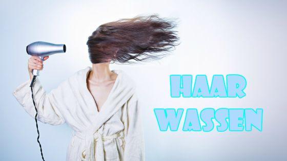 Haar wassen, hoe doe je dat best? - haren wassen