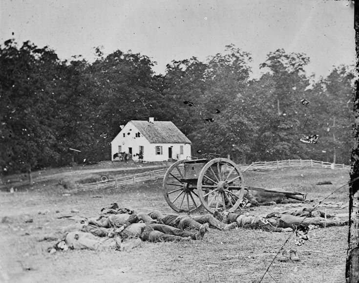 The American Civil War Then and Now http://www.theguardian.com/artanddesign/ng-interactive/2015/jun/22/american-civil-war-photography-interactive