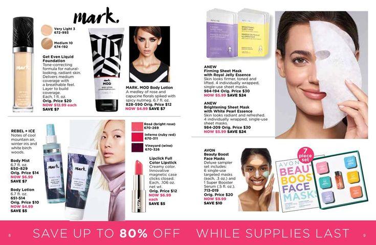 Campaign 9, 2018 Outlet Brochure #c9 #campaign9 #makeup #clearance #outlet #shoponline #deal #lowprices