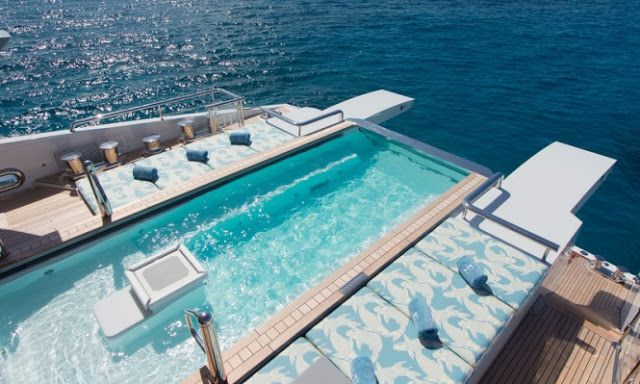 Lily Of The City:  Lily Of The City  opulence yachtingThe 66 metre s...