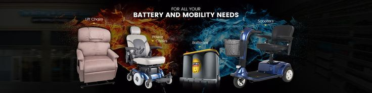 The Battery and Scooter Store is considered as one of the best place to buy different types of batteries, scooters, power chairs and rollators at affordable rates. For more details visit: http://www.thebatteryandscooterstore.com/