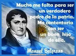 Resultado de imagen para imagenes de la bandera argentina para compartir en facebook