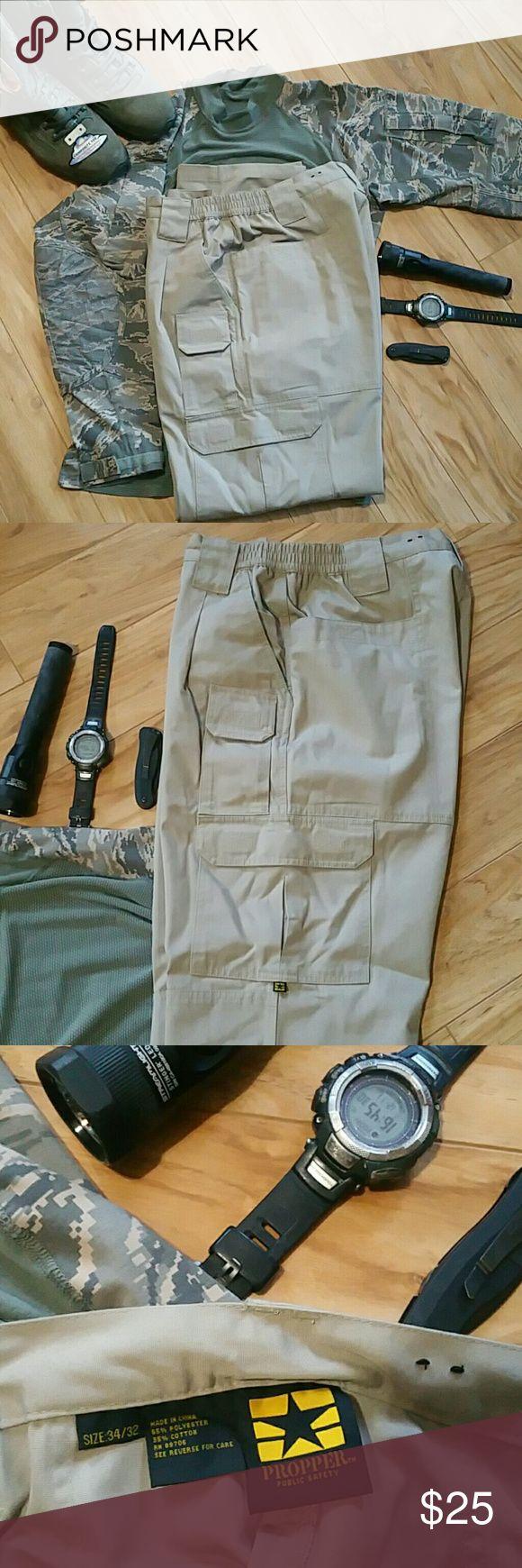 Tactical pants 34 x 32 Proper tactical pants size 34 x 32 nwot Propper Pants Chinos & Khakis