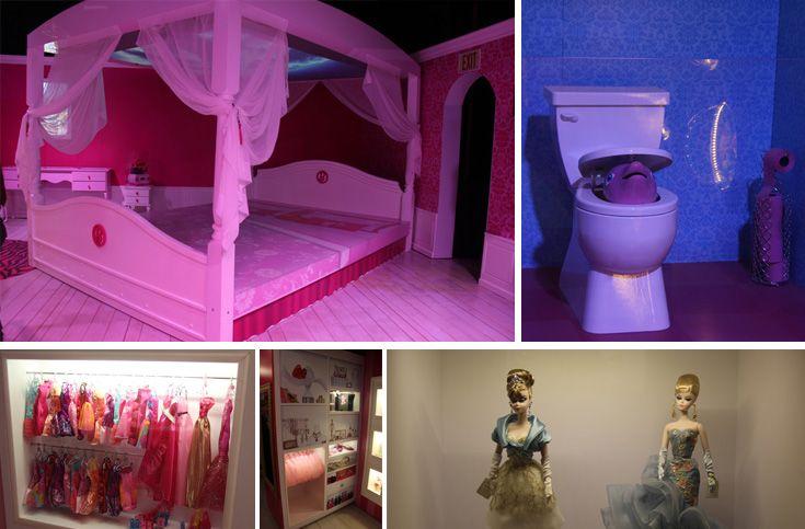 Barbie Dream House Experience no Sawgrass Mills na Florida (em Fevereiro também no Mall of America)