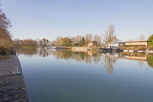 Canal de Montech - Montauban - Port Canal