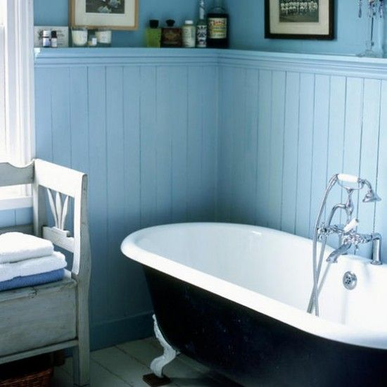 32 best images about blue bathrooms on pinterest for Bathroom designs 8 x 15