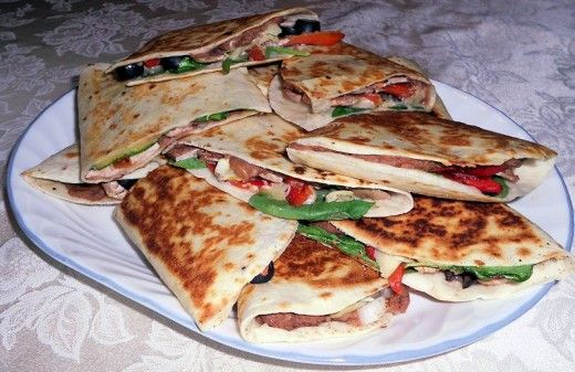 Quesadilla makers make wonderful quesadilla recipes!