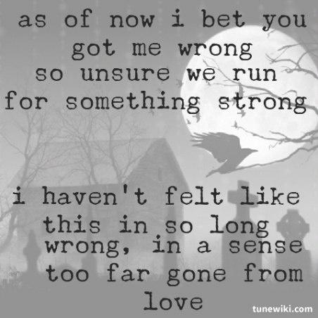 Alice In Chains - Got Me Wrong Lyrics | MetroLyrics